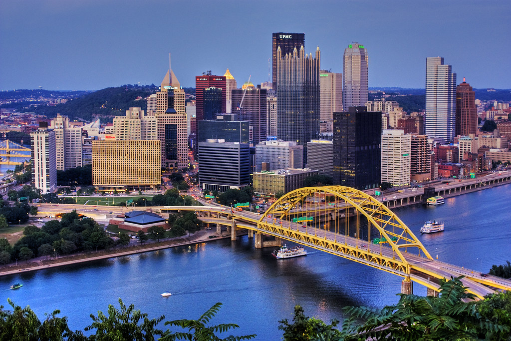 Pittsburgh Skyline Wallpapers, Pittsburgh Skyline Wallpapers for ...