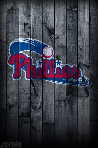 Philadelphia Phillies I Phone Wallpaper