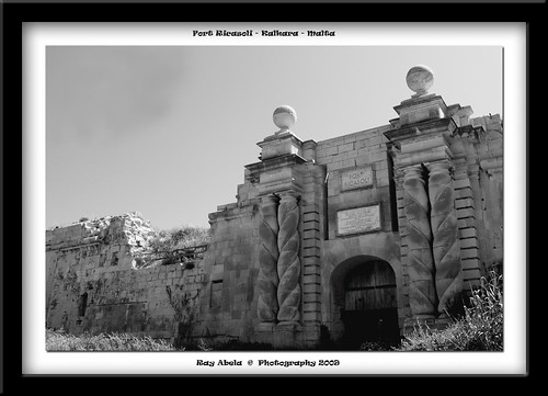 Fort Ricasoli - Kalkara - Malta | by Ray Abela