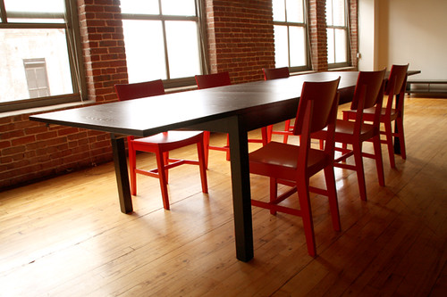 ... Conference/lunch table - by Mickipedia