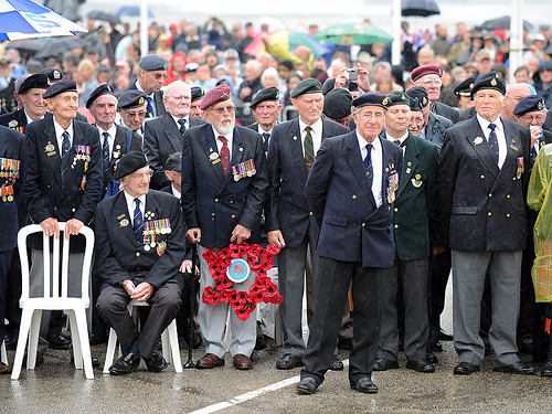 D-Day veterans | by Downing Street