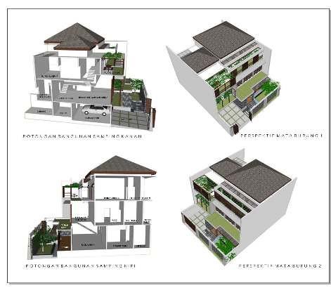 Image Result For Desain Arsitektur Rumah