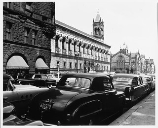 50 ft. Intervals, Dartmouth Street, Parked Cars, 10:30 to 11:00 A.M. | by MIT-Libraries