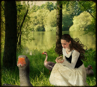 The Goose Girl | by GettysGirl4260