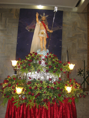 Resurrected Christ -- Banga, Aklan | by Leo Cloma