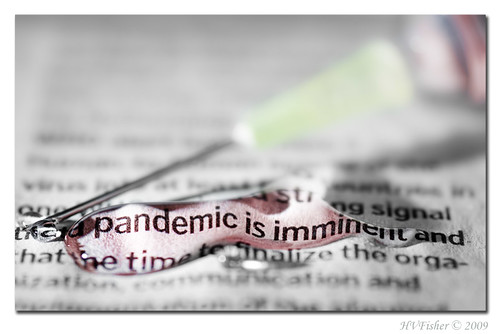 Pandemic is Imminent | by Helle V