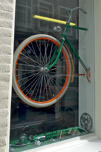 workcycles window weird bike 2 | by Henry @ WorkCycles