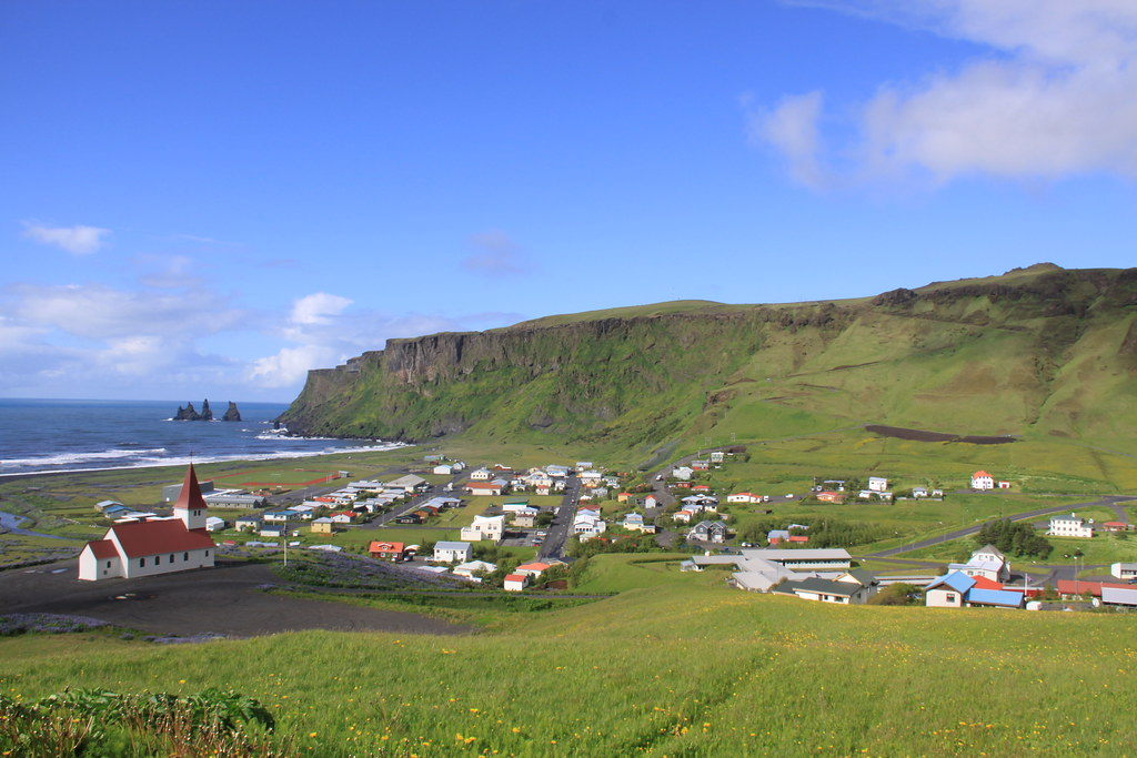 Beautiful Vik, Iceland
