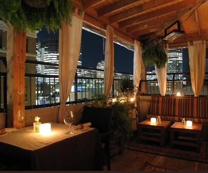 Nice Patio Restaurants New York City Groupon