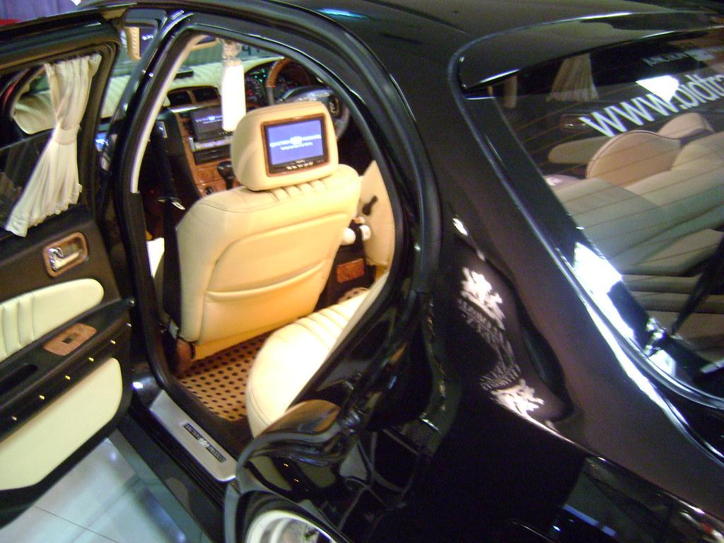 Vip Car Interior Vip Car Interior Hafiz Ilmie Flickr