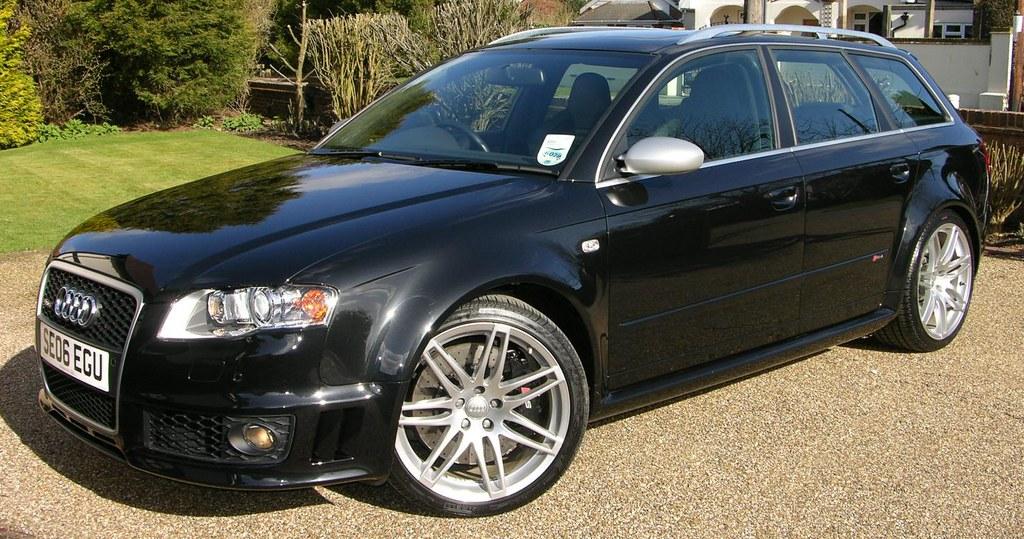 2006 Audi Rs4 Avant The Car Spy Flickr