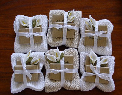 Washcloth Packages Six Of The Ten Washcloth Packages I