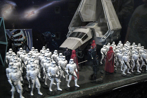 Action Figures Personal Star Wars Collection Recreating