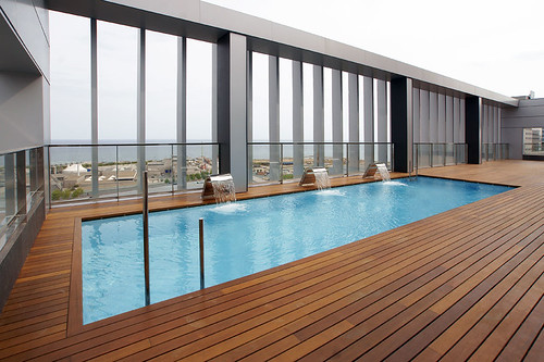 Panoramic Outdoor Swimming Pool | by Hotel Diagonal Zero