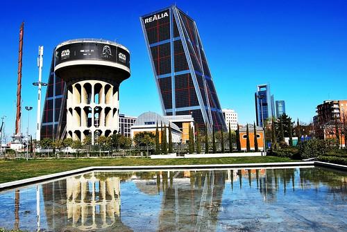 01 plaza castilla dep sito canal yii y torres kio 17104 - Torres kio arquitecto ...