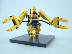 The Power Loader from Aliens | by Larry Lars