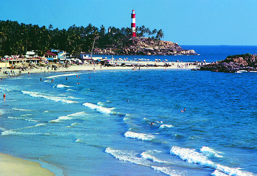 Kovalam Lighthouse Beach Hotels
