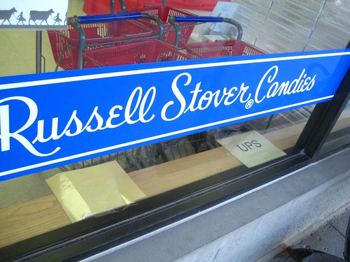 Russell Stover Candies broke ground on their newest retail store last year and is officially open for business. The two Kodak stores are part of a nationwide chain that includes 39 Russell Stover retail locations across the country. The new Kodak location is one of three new stores .