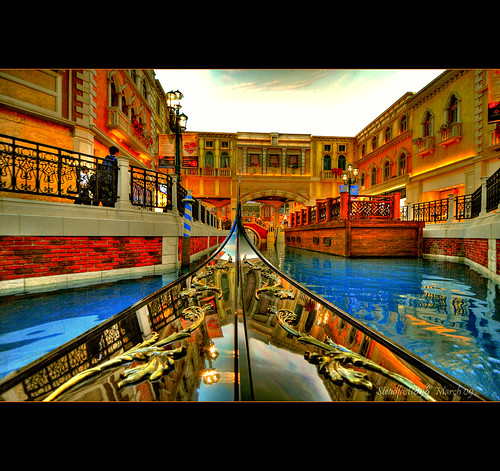 Romantic Ride In Venetian Macao | by steadfast1898