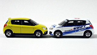 Suzuki Swift Sport/Suzuki Swift Sport Rallycup Car | by nighteye