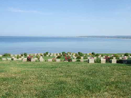 War graves. Gallipoli, Turkey. | by James Holme