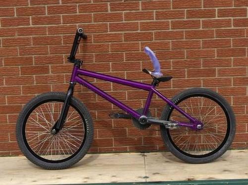 dildo on a bike