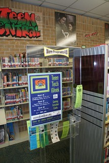 Teen area | by plano.library