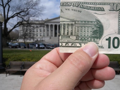 $10 and the US Treasury | by zieak