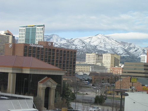 Salt Lake City, mountains | by scriptingnews