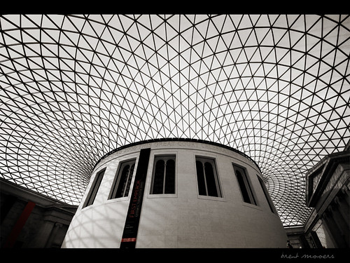 British Museum Foyer | by Brent Mooers Photography