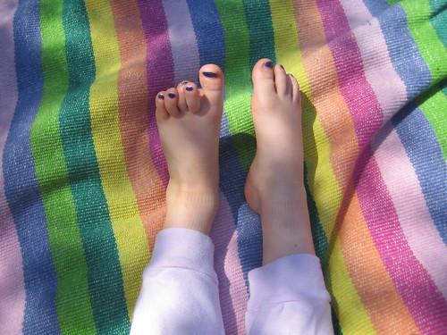 Anna's toes | by Strongrrl