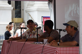 TX BBQ Panel with Calvin Trillin | by John A. Dryzga