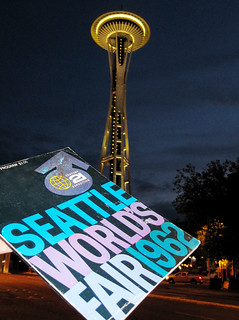 Space Needle and 1962 World's Fair Guidebook | by ExpoMuseum