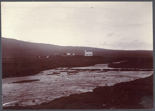 Haukadalur.--Ari fróði's home. | by Cornell University Library