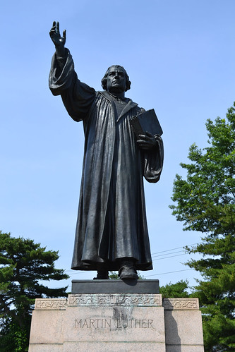 Martin Luther Monument | by Monument City