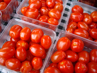 Grape Tomatoes from Wish Well Farms | by swampkitty