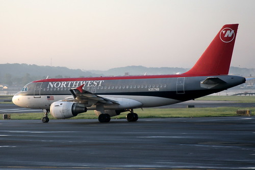 Northwest Airlines | by cliff1066™