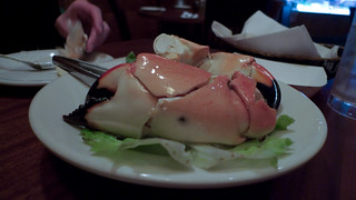 stone crab @ seafood world | by ehfisher