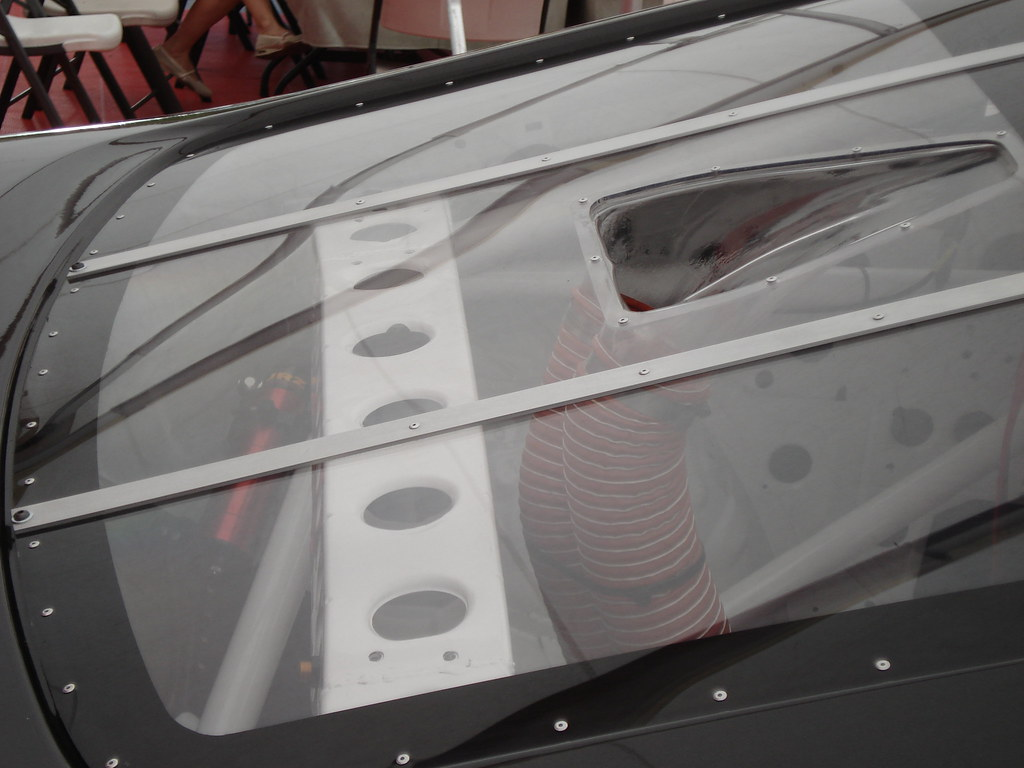 Cooling ducts for the ATL fuel cell  | Extra dayum ! | Alex