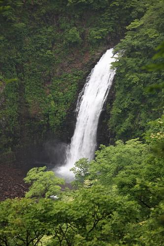 Waterfall / 不動滝(ふどうのたき)