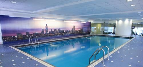 Swissôtel Chicago, Swimming pool | Swissôtel Chicago is an a… | Flickr