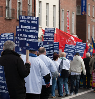 Protest March - Organised By The Unions | by infomatique