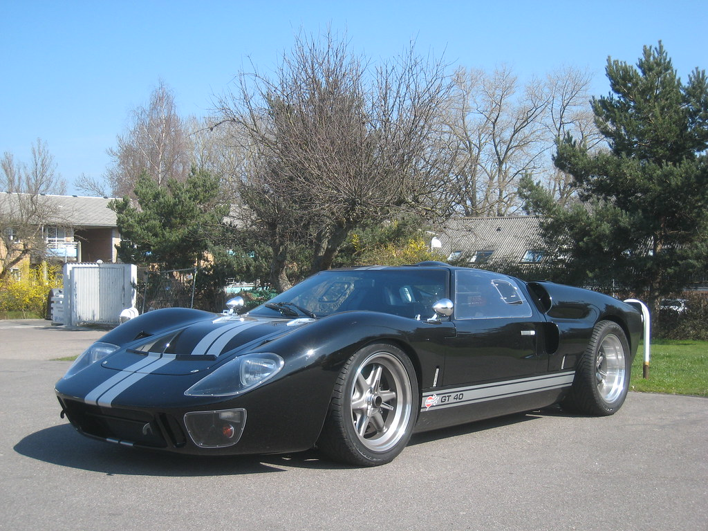 Ford Gt  Original From  By Autoa