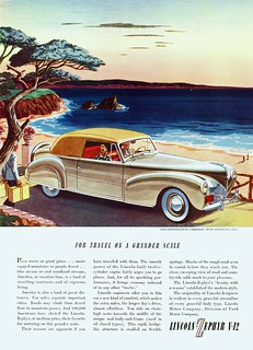 1940 lincoln zephyr continental cabriolet one of my. Black Bedroom Furniture Sets. Home Design Ideas
