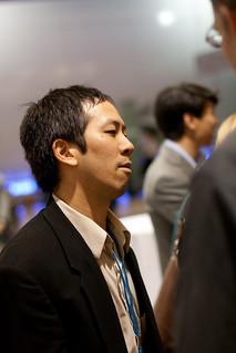 Greg Huang - Seattle 2.0 Awards   (CC) Randy Stewart, blog ...