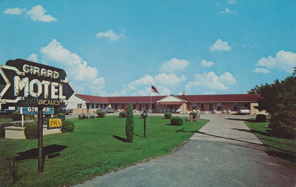 Motel Girard - Erie, Pennsylvania