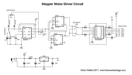 Diy Video Dolly Stepper Motor Driver Here S The