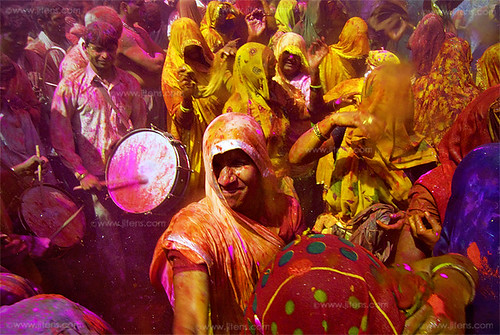 Holi,  India | by Jitendra Singh : Indian Travel Photographer