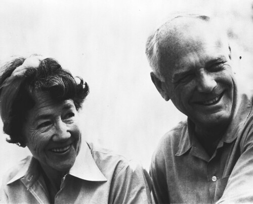 Charles and Anne Morrow Lindbergh | by Missouri History Museum
