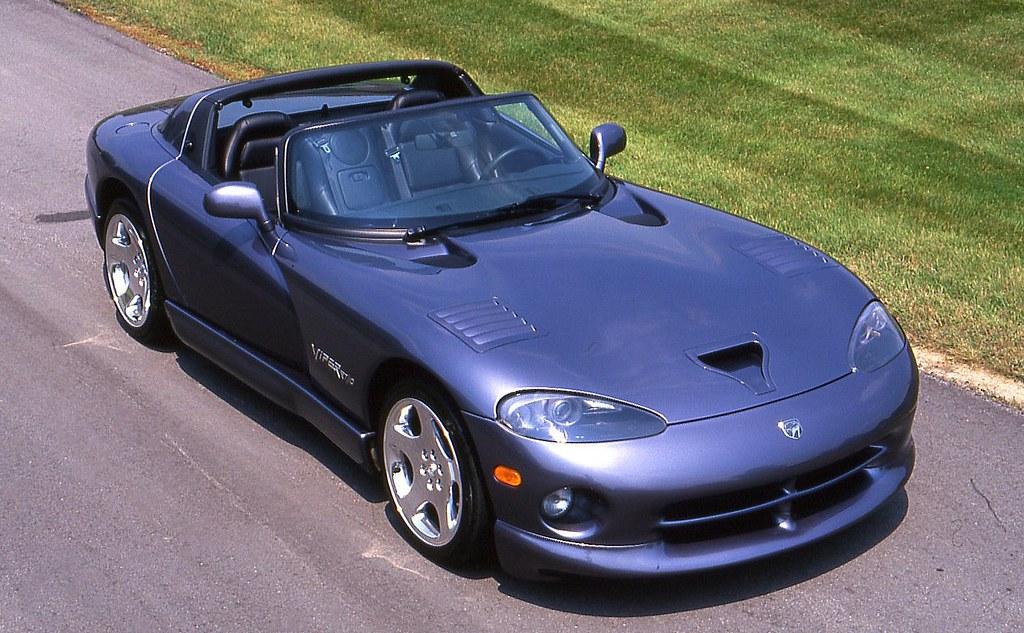2001 Dodge Viper Rt10 Roadster Richard Spiegelman Flickr